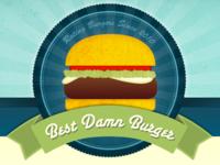 Best Damn Burger