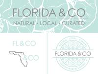 Florida & Co Branding