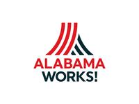 AlabamaWorks!  Logo