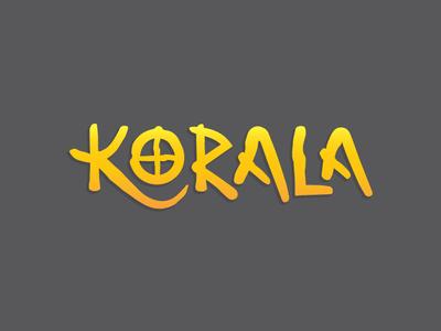Korala Custom Logotype