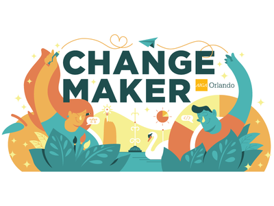 Changemaker Series Illustration