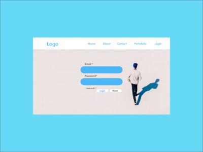 design Login
