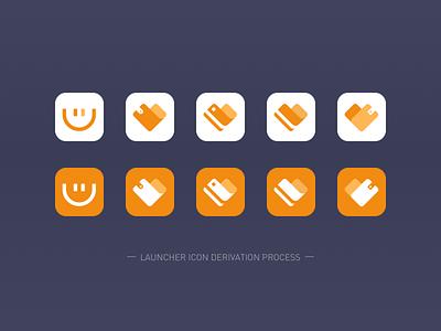 launcher icon logo app icon sketch