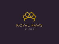 Royal Paws K9 Club Logo