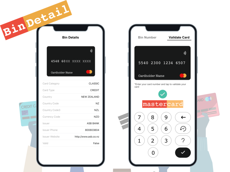Bin Check - iOS App by hsg on Dribbble