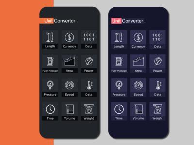 Unit Converter - iOS Project