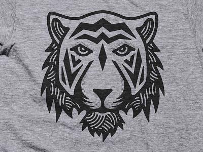 Tigers Blood lines cotton bureau tshirt design t-shirt tshirt cat animal illustration tiger
