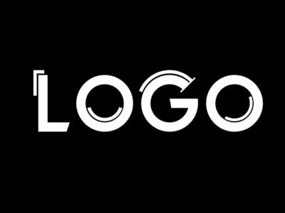 Logo Design Banner Practice logo concept flat clean design