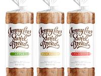 Jenny Lee Swirl Bread: Part II