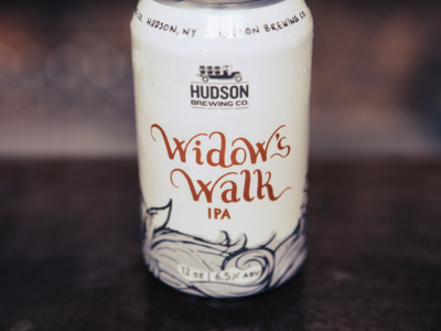 Hudson Brewing Co packaging