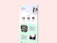 B2B website design branding ux ui front-end development webdesign ui  ux