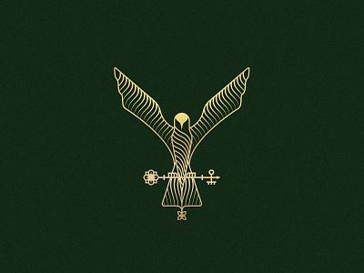 Bird logo luxury branding luxury logo bird illustration luxury design luxury brand bird
