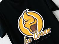 Ice Ceam Mockup