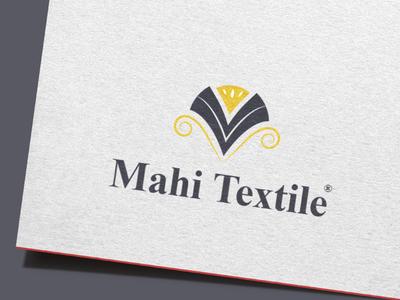 Mahi textile logo