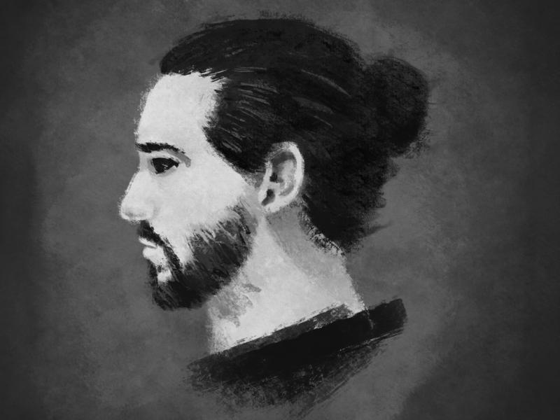 Self portrait hipster artstyle style painting doodle sketch characterdesign drawing photoshop digitalart illustration self portrait self