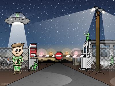 Area 51 Event