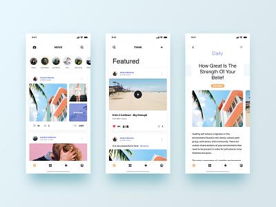 Hey ,feed feed app news