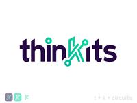 Thinkits Logo Design By Designrar