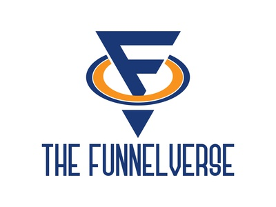 The Funnelverse Logo Design By Designrar - Minimalist / flat