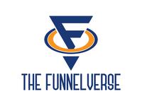 The Funnelverse Logo Design By Designrar - Minimalist / flat