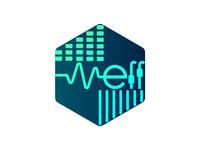 Neff Audio Productions Logo Design - Minimalist / Flat / Modern