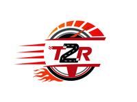 Turn2Racing Sport Logo Made By Designrar - Versatile (Initials)