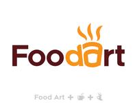 FoodArt Cafe Brand Identity Design By Designrar