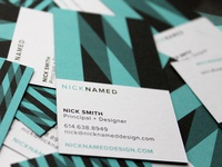 Nicknamed business card