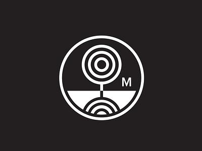 Landscaping & Nursery concept icon tree vector logo