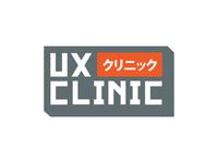 UX Clinic logo japanese style