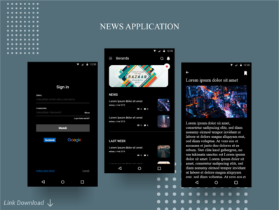 News Application