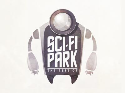 Scifi Park - Logotype