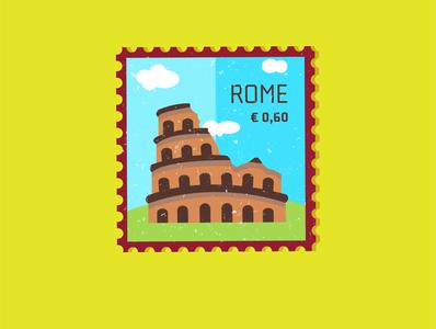 ROME Postage _WarmUpExercise
