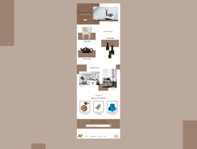 UIShot2_by_Ish : Furniture Store - Homepage