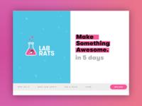Lab Rats website