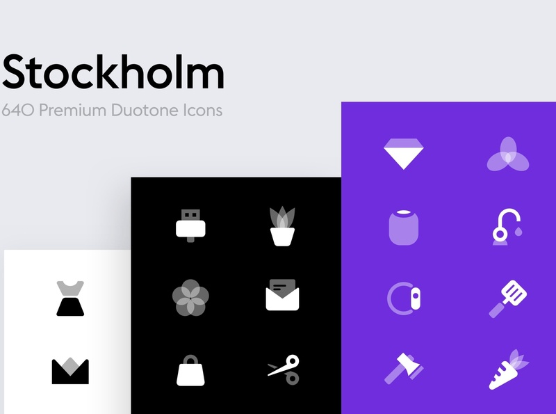 Stockholm Premium Icons Pack stockholm stock social media startup icon icons icons design icon graphic design flat icons design dashboard branding