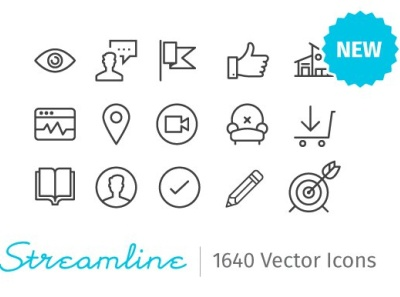 Streamline Essential - 2000 icons logo social media startup icon icons icons design icon graphic design flat icons design dashboard branding