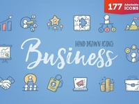 Business Icons - Complete Pack
