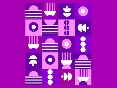 Geometric Art geometric design geometric art 2d minimal adobe illustrator illustration poster