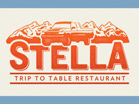 Stella - Food inspired by road trips.