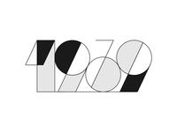 1939 / Logo concept