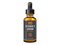 Vitamin C Serum Label Design