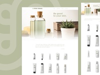 Webdesign For Clever Beauty