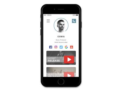 Deejay Presentation App
