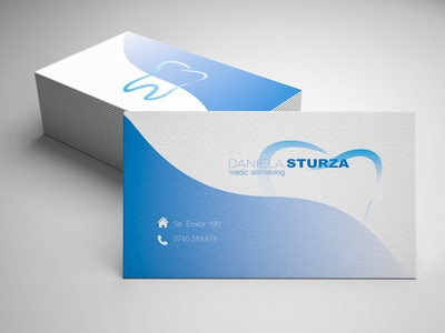 Dr. Business Card
