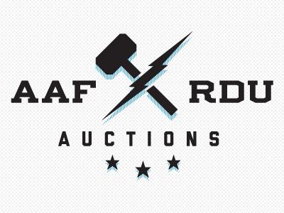 Aaf rdu auction logo3