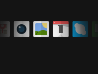 Orphaned icons
