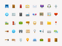 540 Icons Project