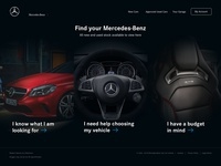 Mercedes-Benz New Car Locator