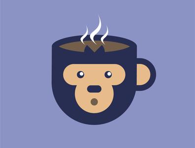 Logo Concept - Bonobo Espresso